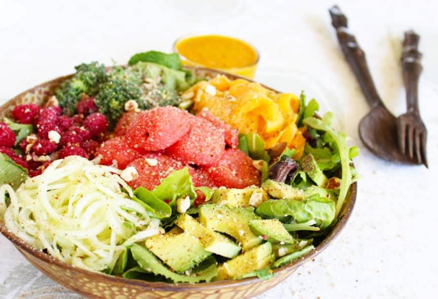 Super Alkaline Salad