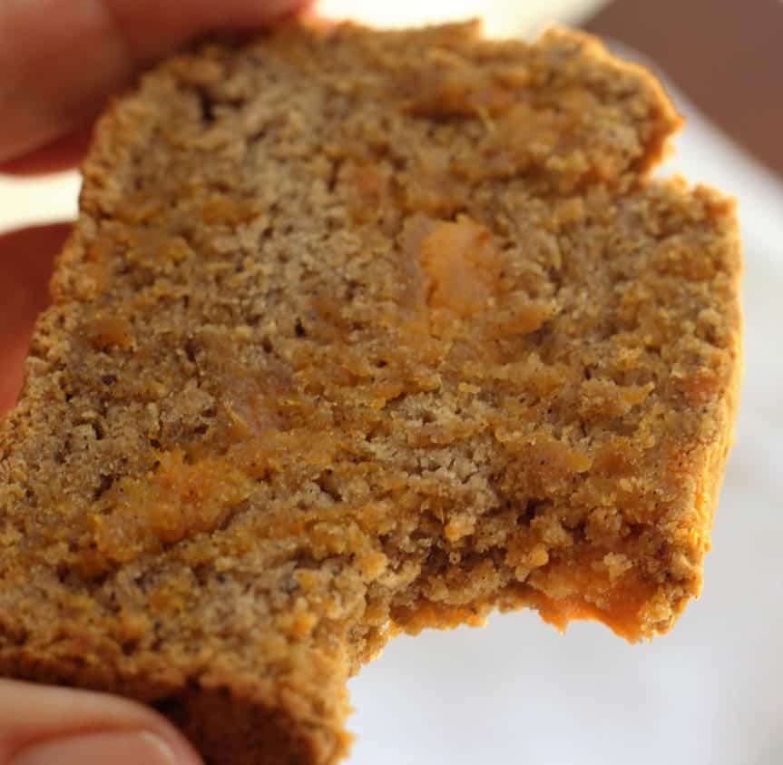Maple Sweet Potato Bread