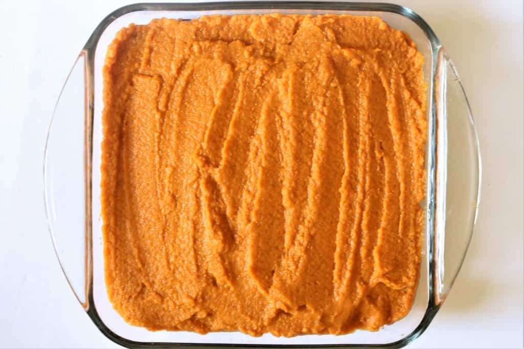 Pumpkin Topping