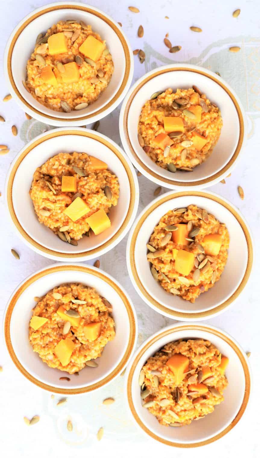 Instant Pot Butternut Pumpkin Risotto