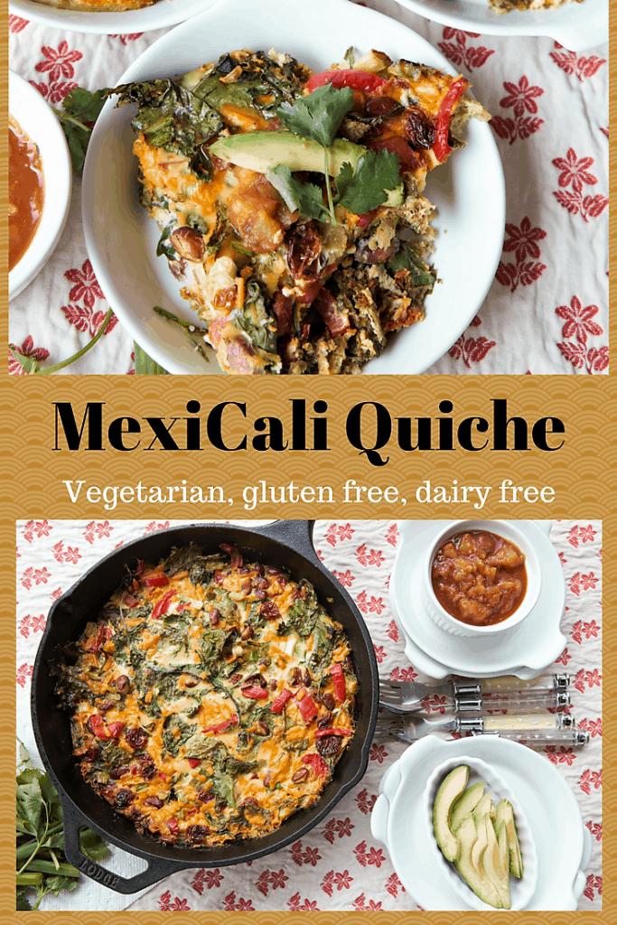 MexiCali Quiche